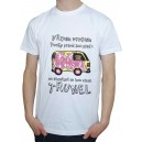 T-shirt homme - Hey, mais c'est Trunel !