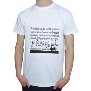T-shirt homme - Ils sont heureux