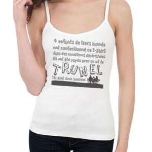 T-shirt femme - Ils sont heureux